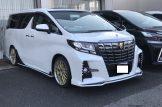 新車アルファード 清須市のS様納車☆