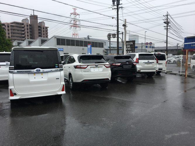 新車続々と入庫中!!