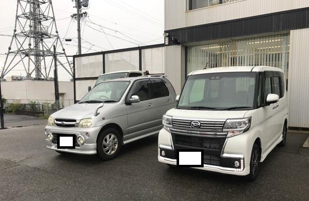 津島市のM様 タント納車☆
