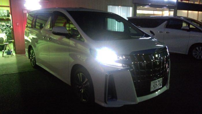 Y様 新車アルファードS-C 納車☆
