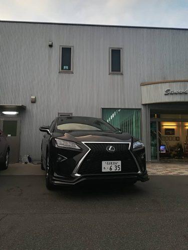 B様 RX200t Fスポーツ 納車☆