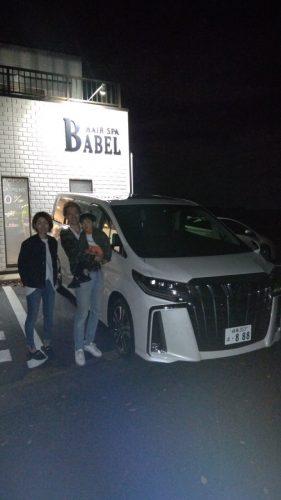 K様 新車アルファードS-Cパッケージ 納車☆