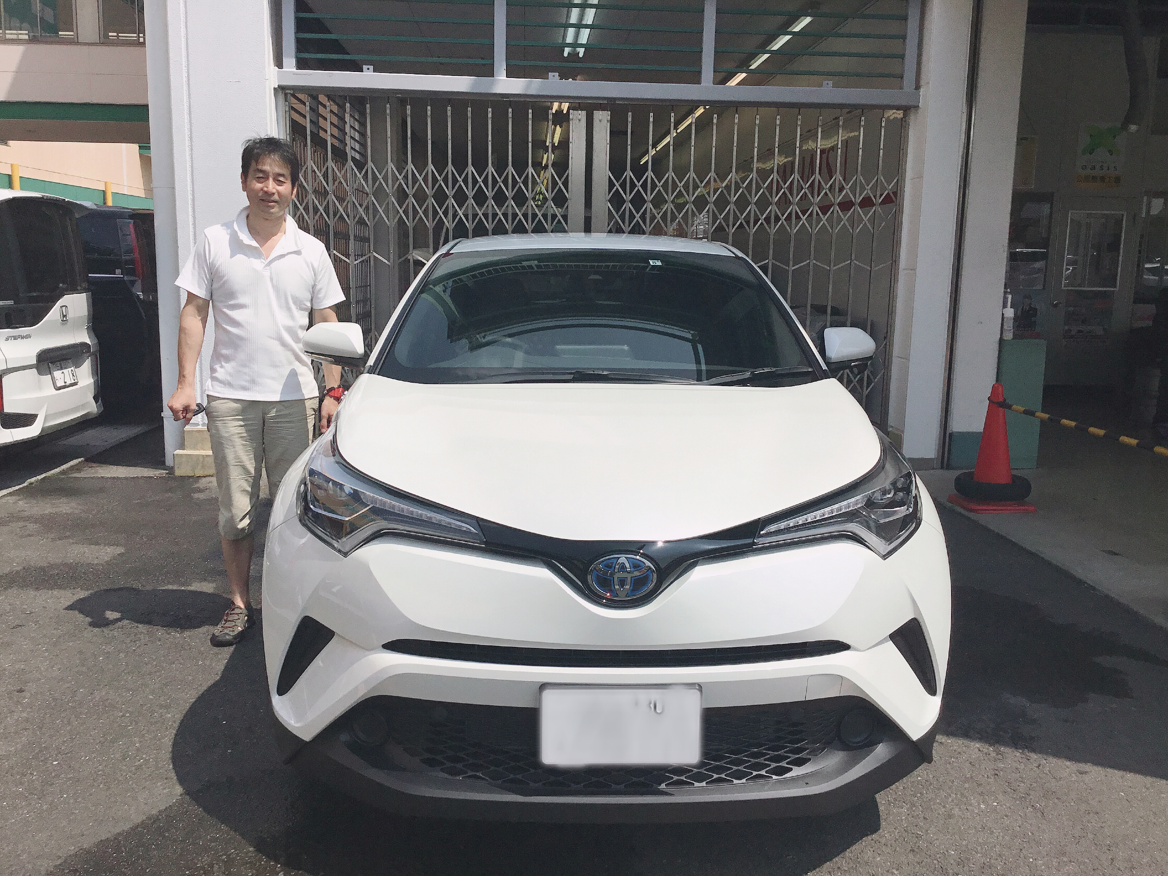 ★T様 新車C-HR ご納車★